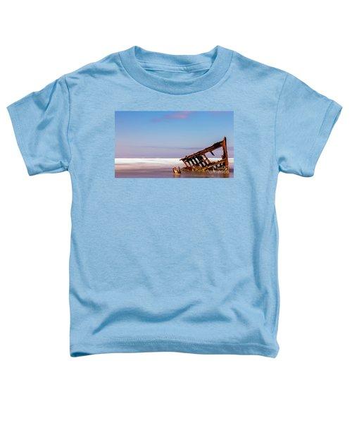 Ship Wreck Toddler T-Shirt