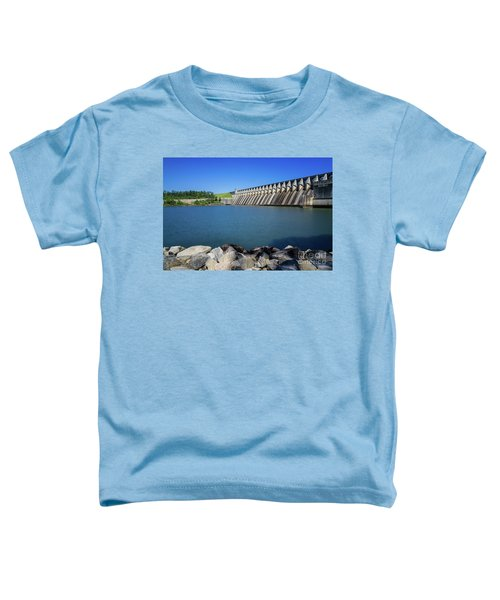 Strom Thurmond Dam - Clarks Hill Lake Ga Toddler T-Shirt