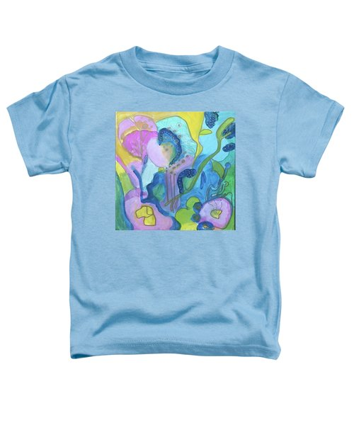 Sunny Day Abstract Toddler T-Shirt
