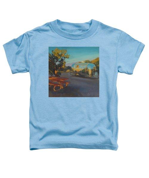 Sunrise In Navajo Monument Toddler T-Shirt