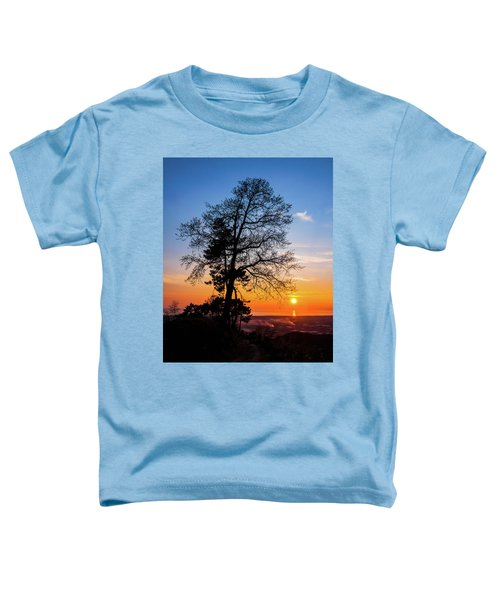 Sunset - Monte D'oro Toddler T-Shirt