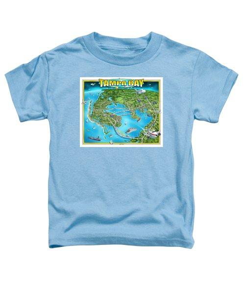 Tampa Bay 2019 Toddler T-Shirt