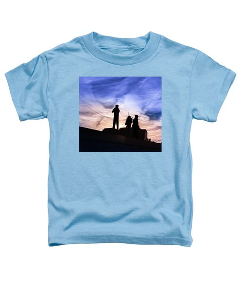 The Canadian Peacekeepers Toddler T-Shirt