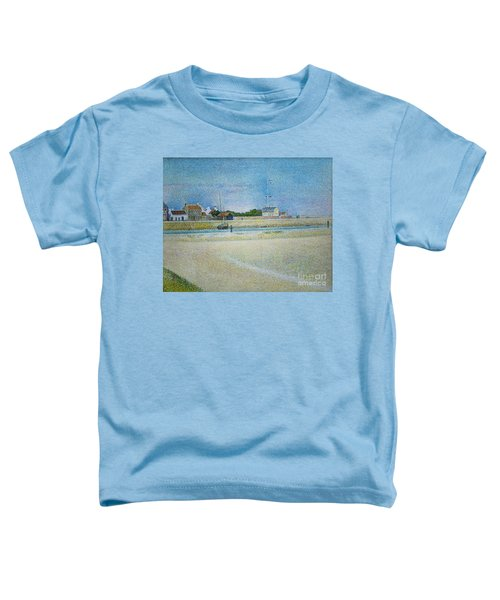 The Channel Of Gravelines Grand Fort Philippe Toddler T-Shirt