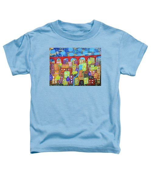 The Red Bridge Toddler T-Shirt