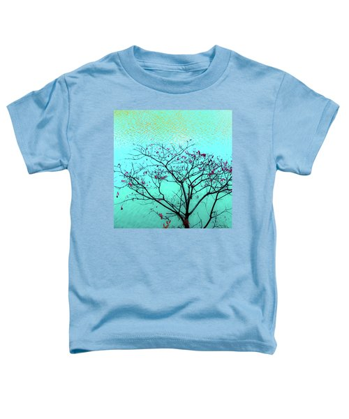 Tree And Water 1 Toddler T-Shirt