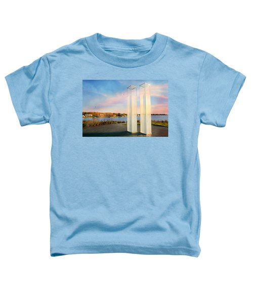 Tribute To 9/11 Greenwich, Ct Toddler T-Shirt