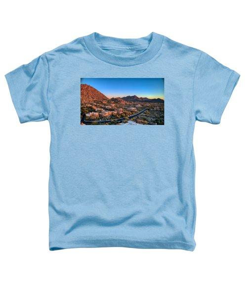 Troon Village Toddler T-Shirt
