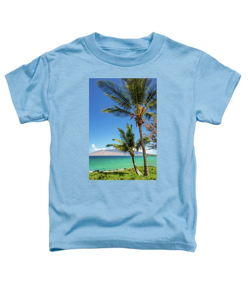 Tropical Aloha Toddler T-Shirt