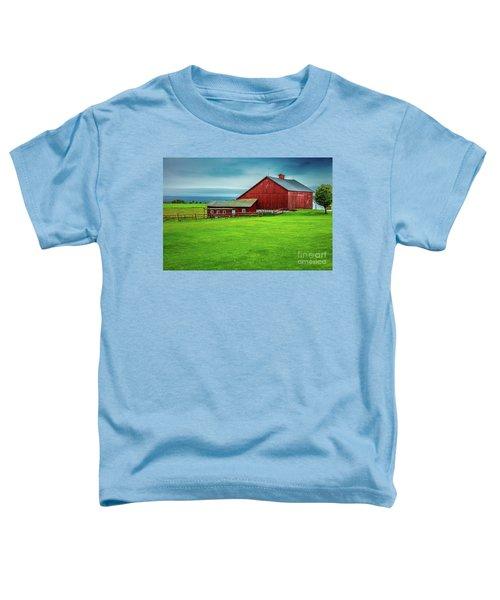 Tug Hill Farm Toddler T-Shirt