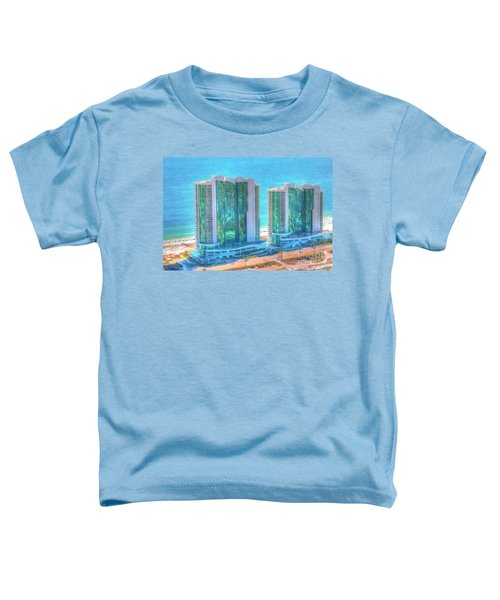 Turquoise Place Toddler T-Shirt