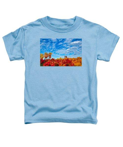 Windmill Toddler T-Shirt