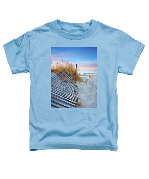 Winter Sunrise Toddler T-Shirt