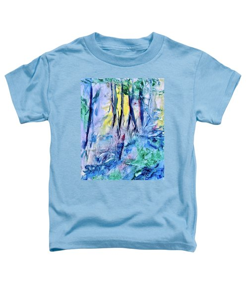 Wooded Stream Toddler T-Shirt