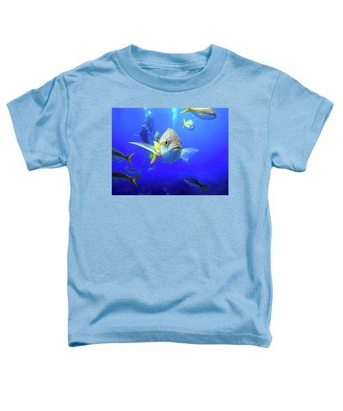 Yellowtails Toddler T-Shirt