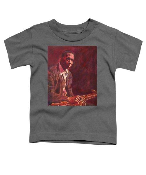 A Love Supreme - Coltrane Toddler T-Shirt