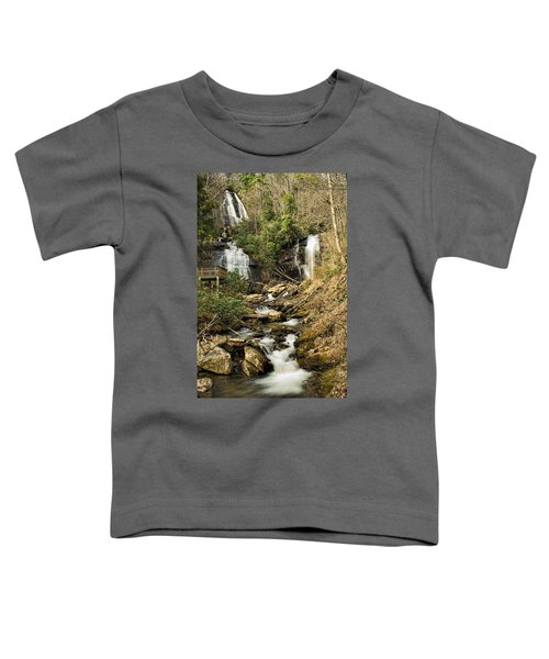 Amacola Falls Toddler T-Shirt