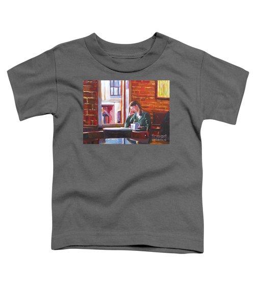 Bistro Student Toddler T-Shirt