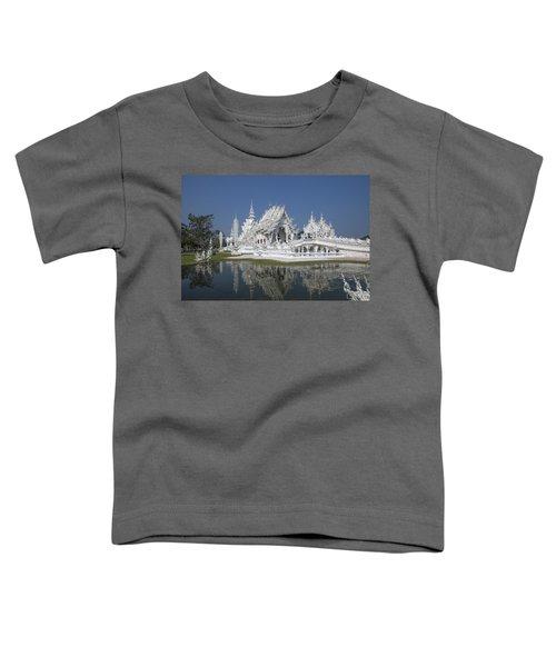 Wat Rong Khun Ubosot Dthcr0002 Toddler T-Shirt