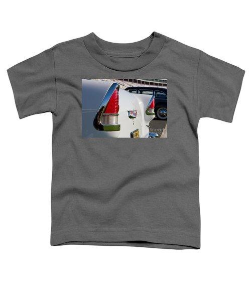 1955 Chevy Bel Air Toddler T-Shirt