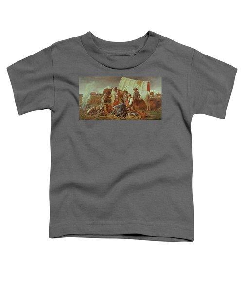 Advice On The Prairie  Toddler T-Shirt