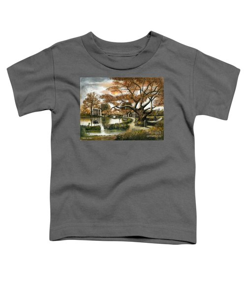 Autumn Stroll Toddler T-Shirt