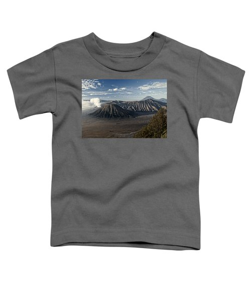 Bromo Mountain Toddler T-Shirt