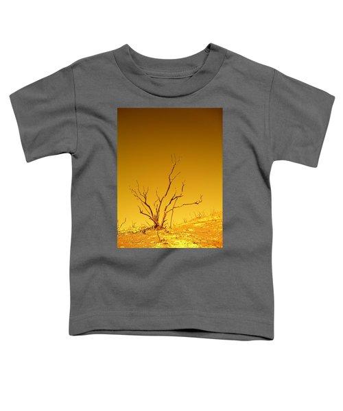Burnt Bush Toddler T-Shirt