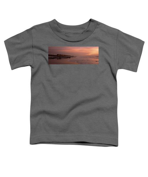 Changing Room Huts On The Beach Toddler T-Shirt