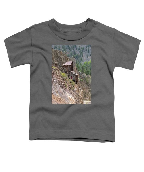 Commodore Mine On The Bachelor Historic Tour Toddler T-Shirt