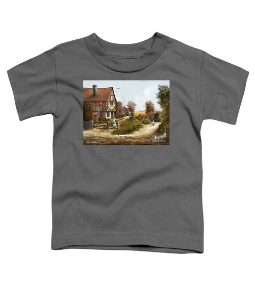 Cropthorne - Worcester Toddler T-Shirt