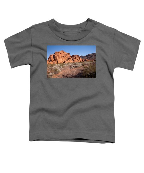 Desert Rock Formations Toddler T-Shirt