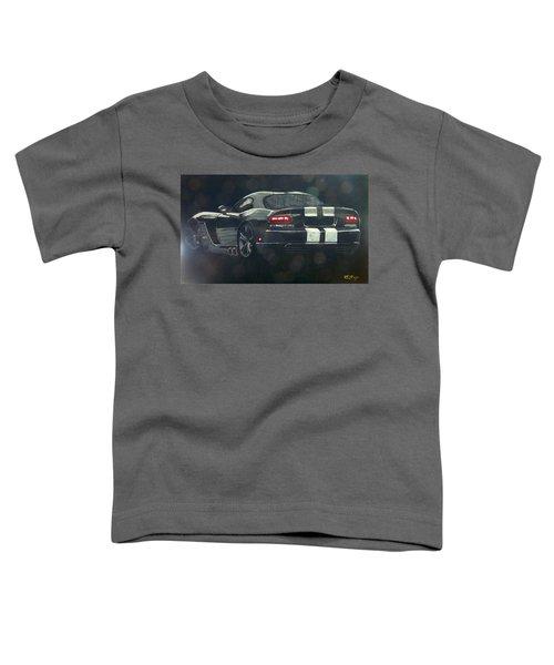 Dodge Viper 2 Toddler T-Shirt
