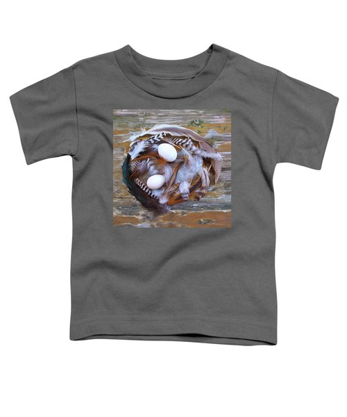 53. Feather Wreath Can Be Ordered Toddler T-Shirt