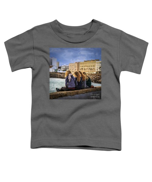 Foreign Students Cadiz Spain Toddler T-Shirt