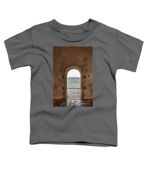 Fort Castillo San Felipe Del Morro Toddler T-Shirt
