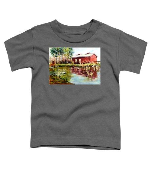 Green Acre Farm Toddler T-Shirt