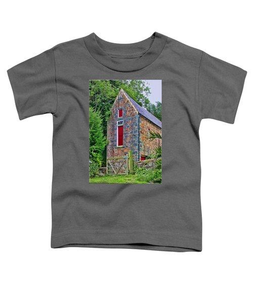 Guernsey Barn Toddler T-Shirt