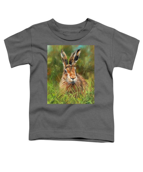 hARE Toddler T-Shirt