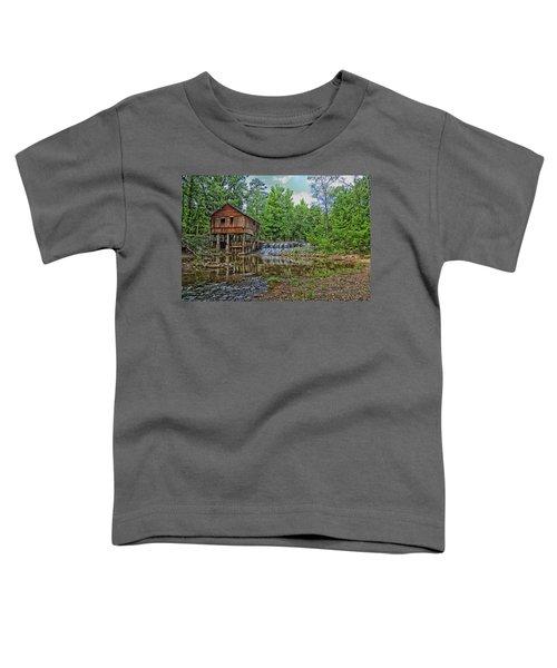 Historic Rikard's Mill In Virginia Toddler T-Shirt