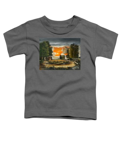 Hoggets Farm Toddler T-Shirt