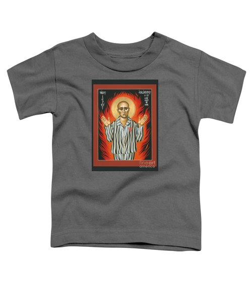 Holy Priest Anonymous One Of Sachsenhausen 013 Toddler T-Shirt