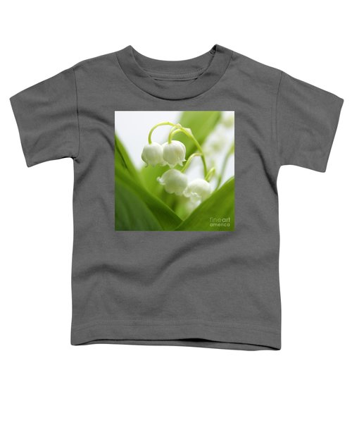 Lily Of The Valley Toddler T-Shirt