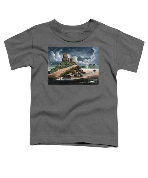Lindisfarne Toddler T-Shirt