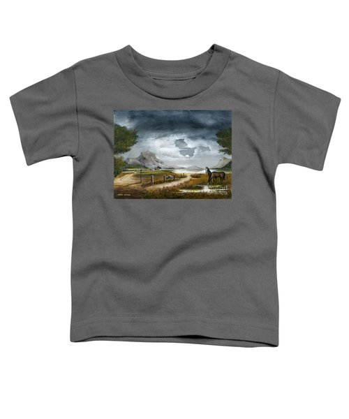 Loch Lomand Toddler T-Shirt