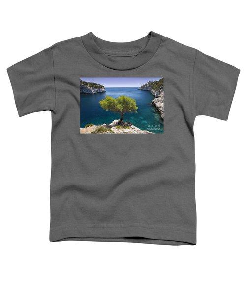 Lone Pine Tree Toddler T-Shirt