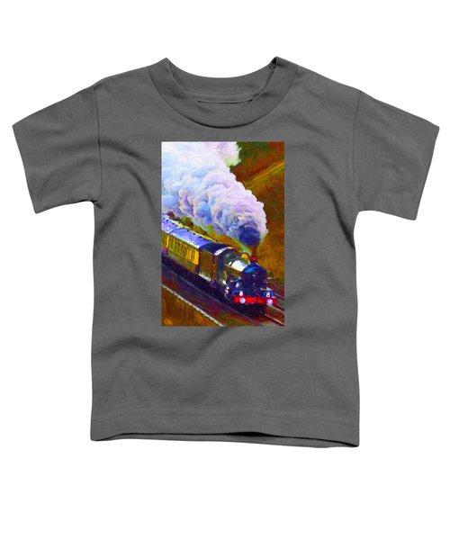 Making Smoke Toddler T-Shirt