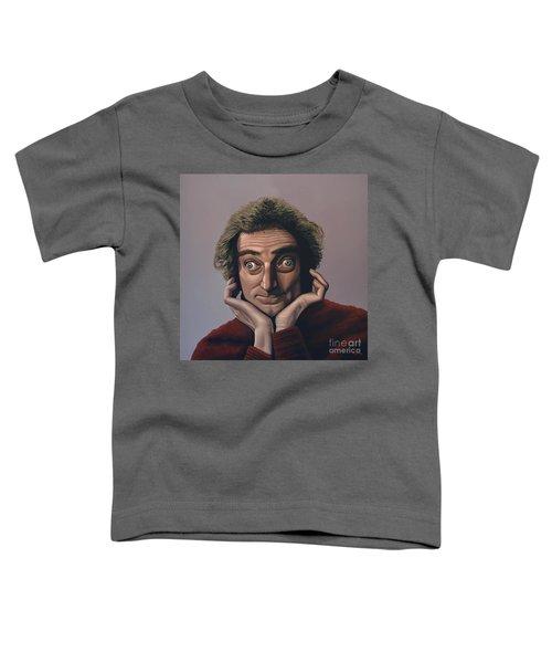Marty Feldman Toddler T-Shirt