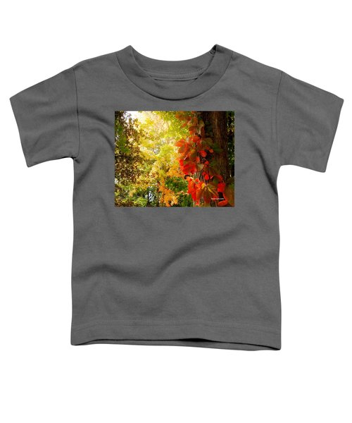 Minnesota Jungle Toddler T-Shirt