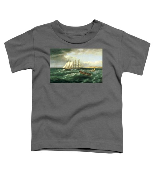 Mouth Of The Delaware Toddler T-Shirt